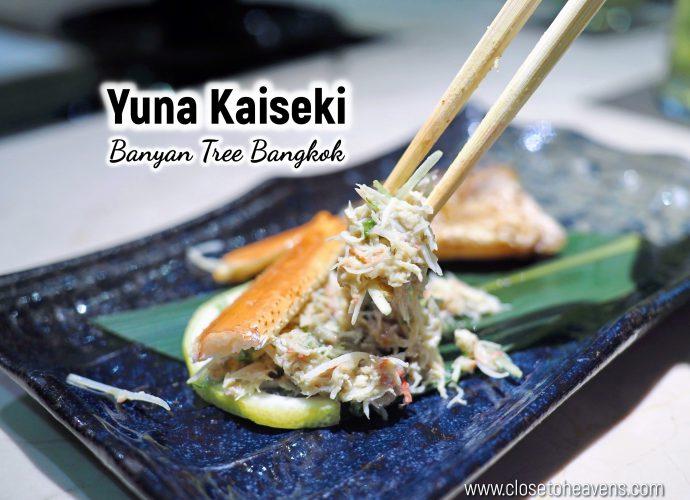 Yuna Kaiseki | Banyan Tree Bangkok